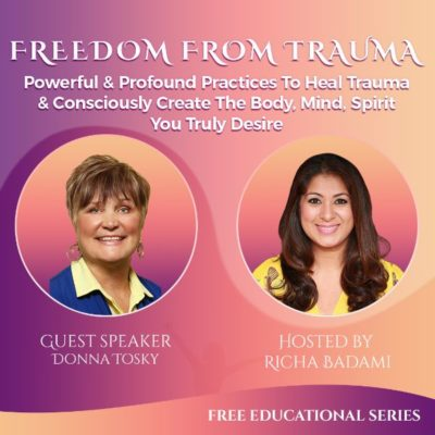 How Trauma Can Sabotage Your Intimate Relationship:  3 Best Practices To Free Yourself So You Feel Loved & Secure