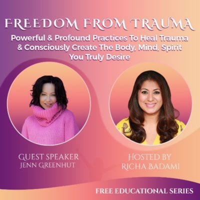 Power And Perspective To Heal From Trauma