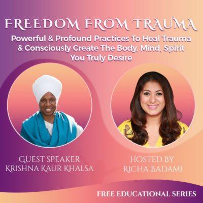Trauma & Emotional Release With Kundalini Yoga