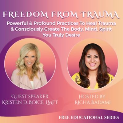 Breakdown to Breakthrough: Healing Trauma and Patterns that keep you stuck