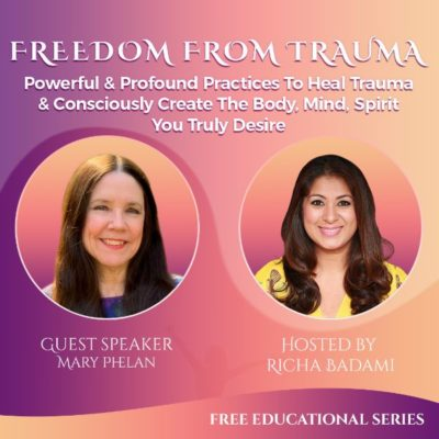 Freedom from Emotional Trauma with EFT