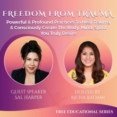 Tap Away Your Betrayal Trauma & Triggers